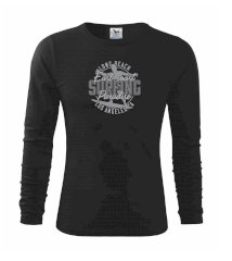 East coast surfing Long Beach Triko dětské Long Sleeve