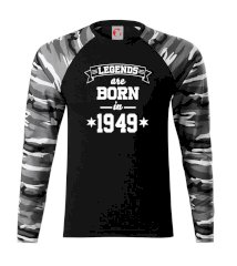 Legends are born in 1949 Camouflage LS