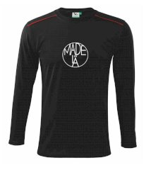 Made in LA Triko s dlouhým rukávem Long Sleeve