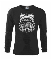 Indian Motorycle Club Triko dětské Long Sleeve