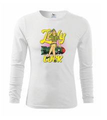 Lady Luck Triko s dlouhým rukávem FIT-T long sleeve