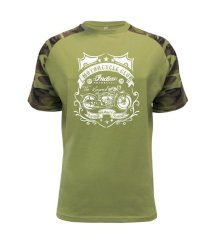 Indian Motorycle Club Raglan Military